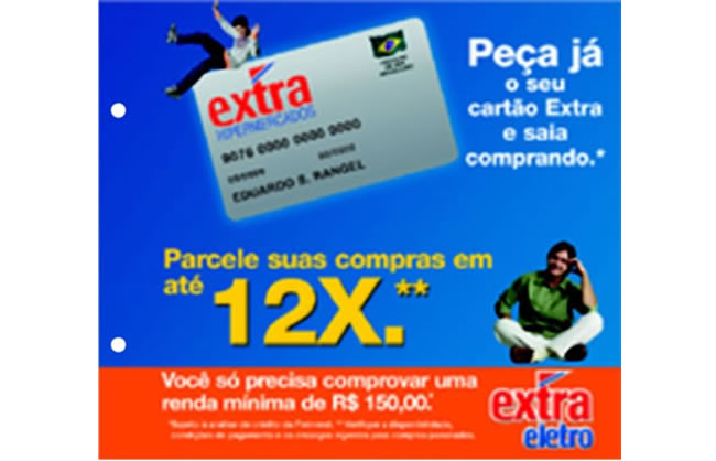 Banner Promocional Extra