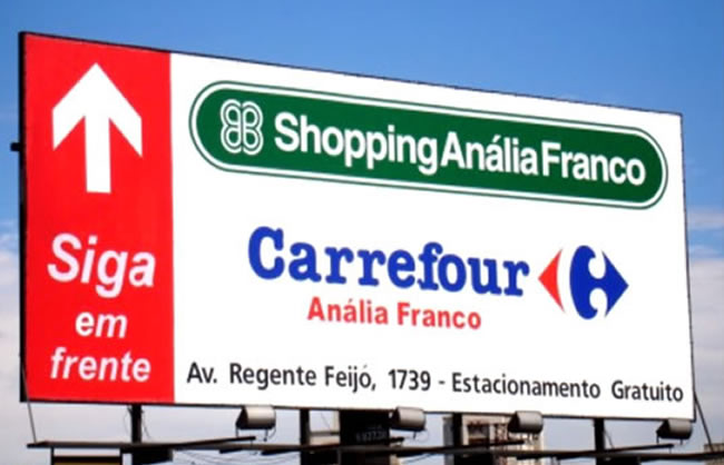 Front Light Carrefour